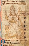 An early 14th century image of Grosseteste