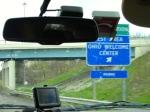 Third State crossed - entering Ohio