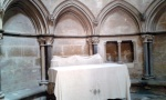 The Grosseteste Chapel - an opportunity for greater celebration of Grosseteste and his life, just waiting for a campaign.