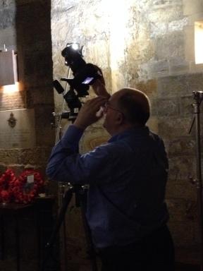 Professor Nick Holliman, Newcastle. Interactive Media.