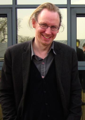 Dr Michael Huxtable, Durham. English.