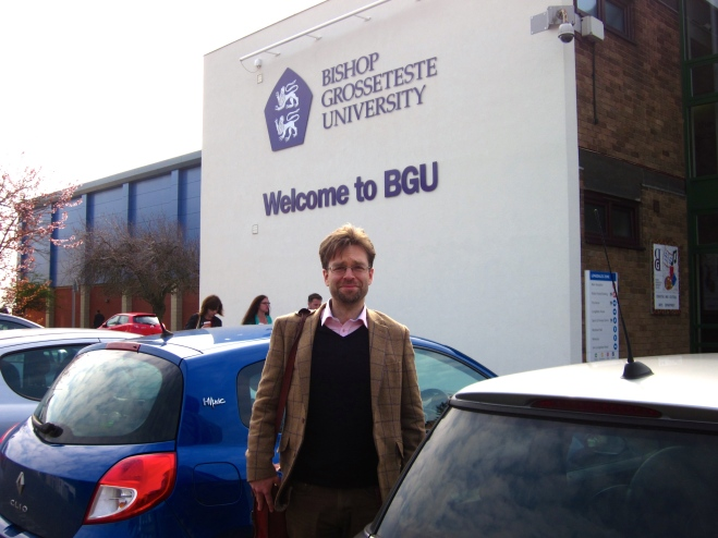 Arrivals...and welcome to BGU