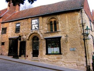 Aaron the Jew's house: 1170s