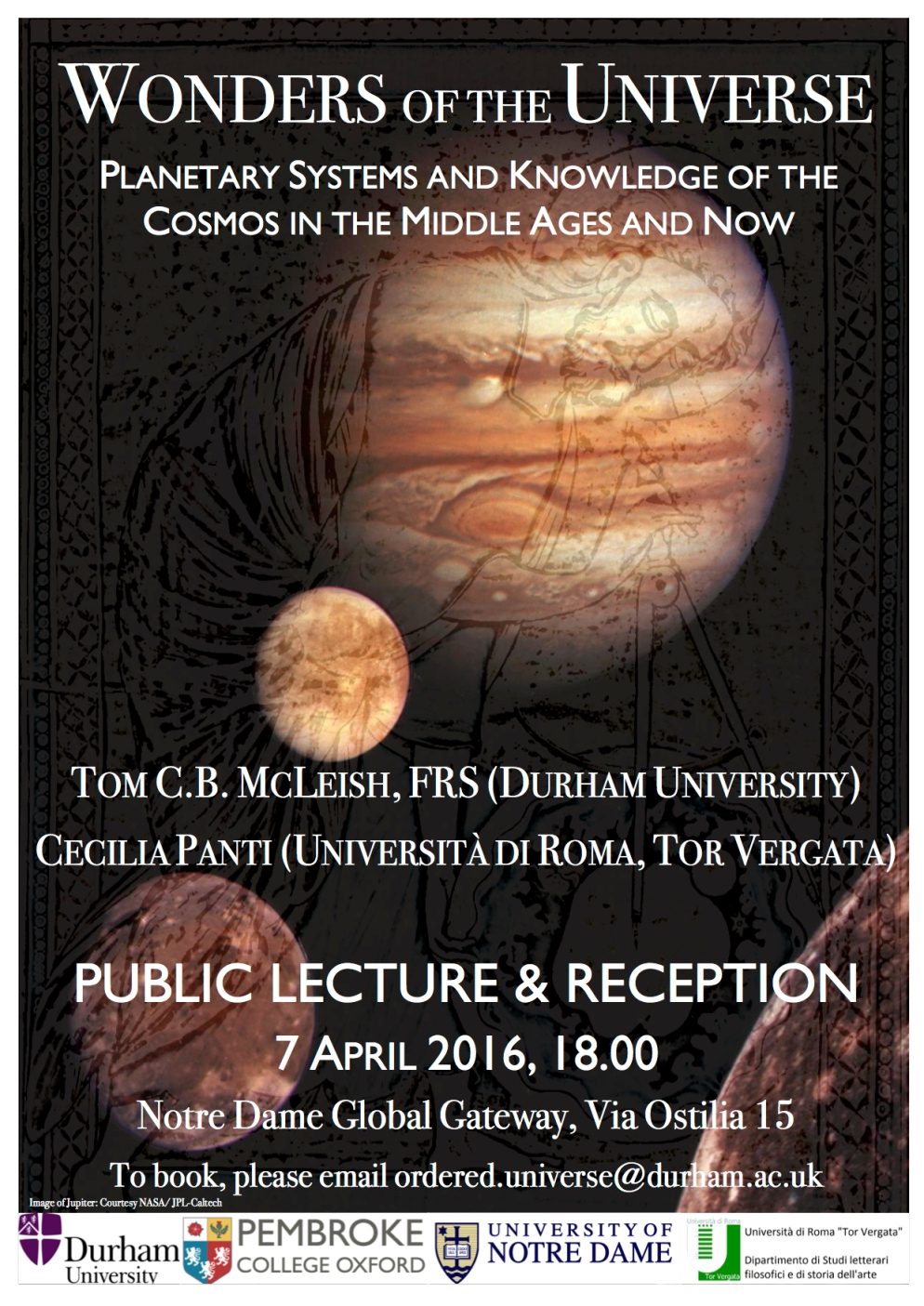 Rome Public Lecture Poster 3
