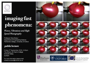 Durham II Public Lecture Poster