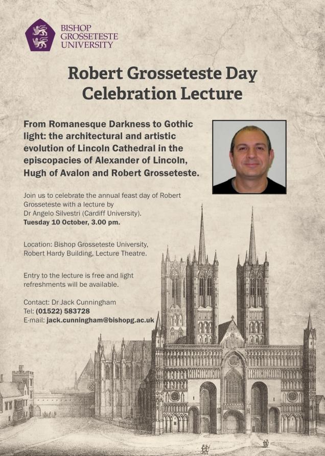 Robert Grosseteste Day celebration Lecture 2017