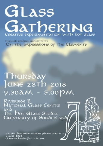 Glass Gathering Poster