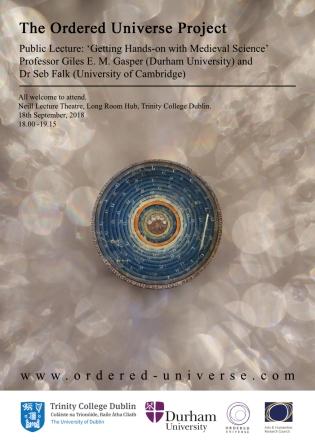 Poster for Keynote - Dublin 2