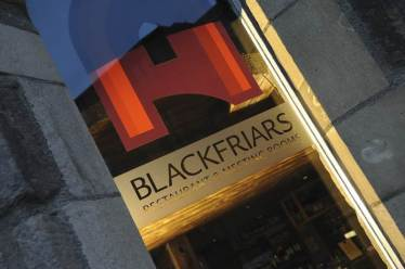 Blackfriars ext