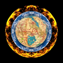 medieval earth - 4 elements