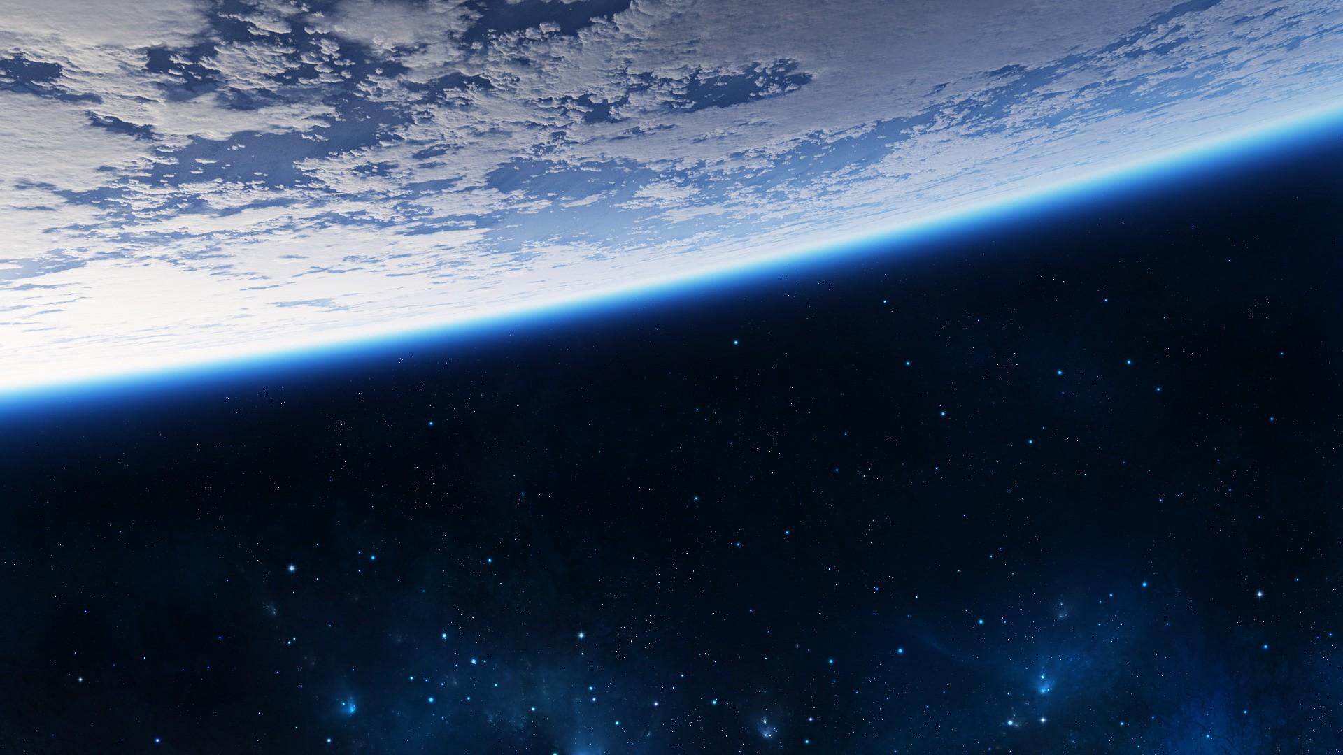 Wallpaper Wiki Desktop Wallpaper Earth Space Dowload Pic