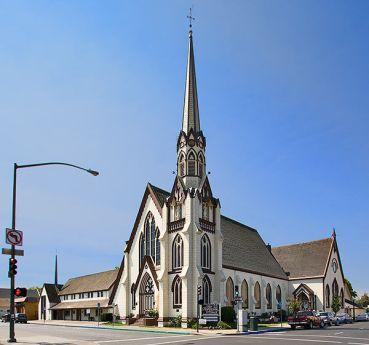 First Prebyterian Church Napa